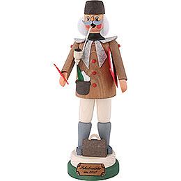 Räuchermännchen Schulmeister um das Jahr 1850  -  25cm