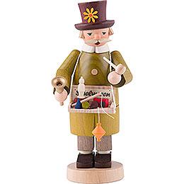 Räuchermännchen Spielzeughändler  -  20cm
