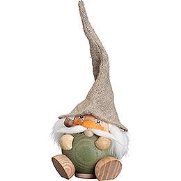 R�ucherm�nnchen Waldzwerg moosgr�n  -  18cm
