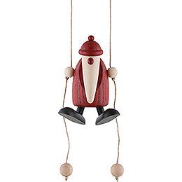 Santa Claus climbing  -  9cm / 3.5inch