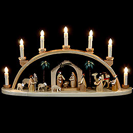 Schwibbogen  -  The Crib  -  60cm / 24 inches