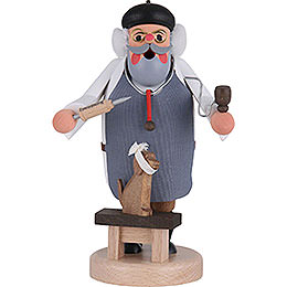 Smoker Animal Doctor  -  19cm / 7 inch