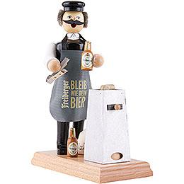 Smoker  -  BBQ Max  -  18cm / 7.1 inch