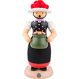 Smoker  -  Black Forest Girl  -  25cm / 10 inch