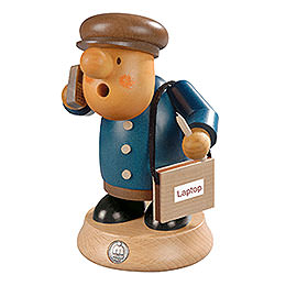 Smoker Business Man  -  16cm / 6 inch