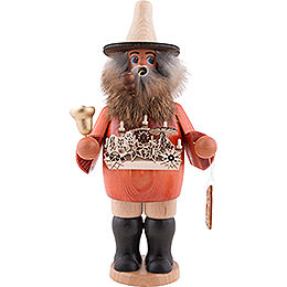 Smoker  -  Candle Arch  -  Salesman  -  24,5cm / 10 inch
