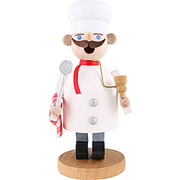 Smoker  -  Cook  -  11cm / 4 inch