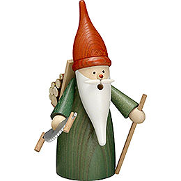 Smoker Forest Gnome  -  16cm / 6 inch