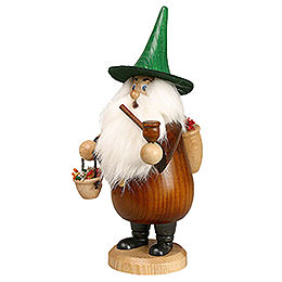 Smoker Herb - Dwarf brown  -  19cm / 7 inches