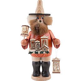 Smoker Lantern salesman  -  25cm / 10 inch