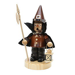 Smoker Nightwatchman natural colors  -  23,0cm / 9 inch