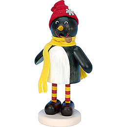 Smoker  -  Penguin  -  16cm / 6 inch