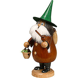 Smoker Rooty - Dwarf Mushroom Foray brown  -  19cm / 7 inches