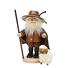 Smoker Shepherd natural colors  -  25,0cm / 10 inch