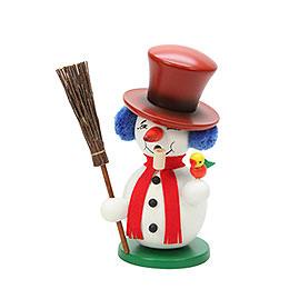 Smoker Snowman  -  22,5cm / 9 inch