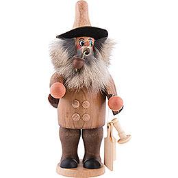 Smoker Woodwork salesman  -  24,5cm / 10 inch