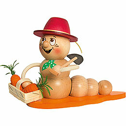 Smoker  -  Worm Carrot Rudi  -  14cm / 5.5 inch