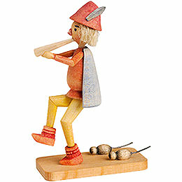 The pied piper of Hamelin  -  7cm / 2.8inch