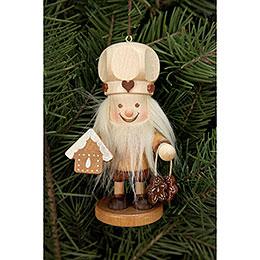 Tree Ornament  -  Confectioner Natural  -  10,8cm / 4 inch