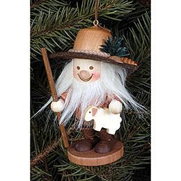 Tree Ornament  -  Herdsman Natural  -  10cm / 4 inch