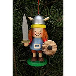 Tree Ornament  -  Viking  -  10,5cm / 4 inch