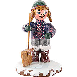 Winter Children Snow sweeper  -  6cm / 2inch