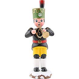 Winterkinder Bergmann Trompete  -  9cm